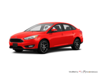 2017 Ford Focus Sedan SE | Photo 3 | Race Red