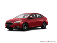 2017 Ford Focus Sedan SE | Photo 3 | Ruby Red Metallic