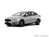 2017 Ford Focus Sedan SE | Photo 3 | Ingot Silver Metallic