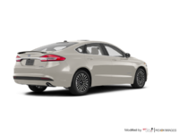 2017 Ford Fusion Hybrid PLATINUM | Photo 2 | White Gold