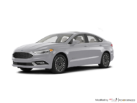 2017 Ford Fusion Hybrid PLATINUM | Photo 3 | Ingot Silver