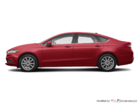 2017 Ford Fusion S | Photo 1 | Ruby Red