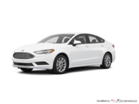 2017 Ford Fusion SE | Photo 3 | Oxford White