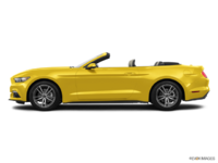 2017 Ford Mustang Convertible EcoBoost Premium | Photo 1 | Triple Yellow