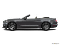 2017 Ford Mustang Convertible EcoBoost Premium | Photo 1 | Magnetic