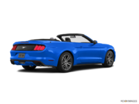 2017 Ford Mustang Convertible EcoBoost Premium | Photo 2 | Grabber Blue