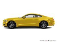 2017 Ford Mustang EcoBoost | Photo 1 | Triple Yellow