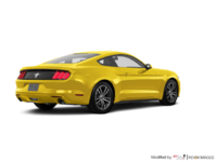 2017 Ford Mustang EcoBoost | Photo 2 | Triple Yellow