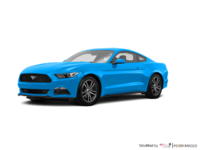 2017 Ford Mustang EcoBoost | Photo 3 | Grabber Blue