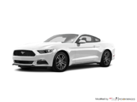 2017 Ford Mustang EcoBoost | Photo 3 | White Platinum