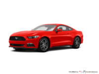 2017 Ford Mustang EcoBoost | Photo 3 | Race Red