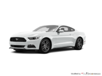 2017 Ford Mustang EcoBoost | Photo 3 | Oxford White