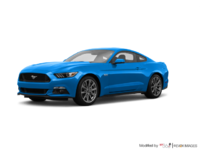 2017 Ford Mustang GT Premium | Photo 3 | Grabber Blue