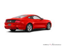 2017 Ford Mustang V6 | Photo 2 | Race Red
