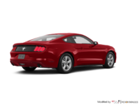 2017 Ford Mustang V6 | Photo 2 | Ruby Red