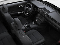 2017 Ford Mustang V6 | Photo 1 | Ebony Unique Cloth