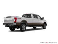 2017 Ford Super Duty F-250 KING RANCH | Photo 2 | Oxford White/Caribou