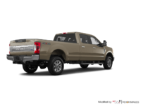 2017 Ford Super Duty F-250 KING RANCH | Photo 2 | White Gold Metallic