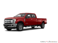 2017 Ford Super Duty F-250 KING RANCH | Photo 3 | Ruby Red