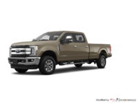 2017 Ford Super Duty F-250 KING RANCH | Photo 3 | White Gold Metallic