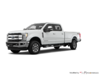 2017 Ford Super Duty F-250 KING RANCH | Photo 3 | Oxford White