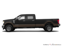 2017 Ford Super Duty F-250 LARIAT | Photo 1 | Shadow Black/Caribou