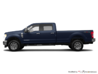 2017 Ford Super Duty F-250 LARIAT | Photo 1 | Blue Jeans Metallic