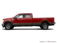 2017 Ford Super Duty F-250 LARIAT | Photo 1 | Ruby Red/Caribou