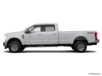 2017 Ford Super Duty F-250 LARIAT | Photo 1 | Ingot Silver Metallic