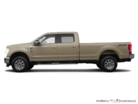 2017 Ford Super Duty F-250 LARIAT | Photo 1 | White Gold Metallic