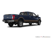 2017 Ford Super Duty F-250 LARIAT | Photo 2 | Blue Jeans Metallic/Caribou