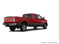 2017 Ford Super Duty F-250 LARIAT | Photo 2 | Ruby Red/Magnetic