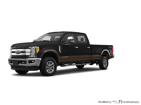 2017 Ford Super Duty F-250 LARIAT | Photo 3 | Shadow Black/Caribou