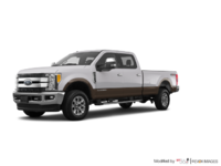 2017 Ford Super Duty F-250 LARIAT | Photo 3 | White Platinum Metallic/Caribou