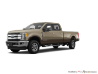 2017 Ford Super Duty F-250 LARIAT | Photo 3 | White Gold Metallic/Caribou