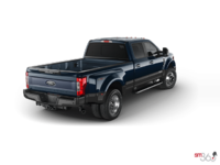 2017 Ford Super Duty F-450 LARIAT | Photo 2 | Blue Jeans Metallic/Magnetic