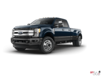 2017 Ford Super Duty F-450 LARIAT | Photo 3 | Blue Jeans Metallic/Magnetic