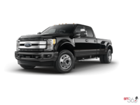 2017 Ford Super Duty F-450 LARIAT | Photo 3 | Shadow Black/Magnetic