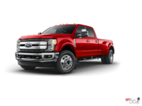 2017 Ford Super Duty F-450 LARIAT | Photo 3 | Race Red