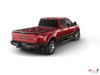 2017 Ford Super Duty F-450 LARIAT | Photo 2 | Ruby Red/Caribou