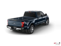 2017 Ford Super Duty F-450 XLT | Photo 2 | Blue Jeans Metallic