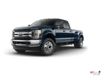 2017 Ford Super Duty F-450 XLT | Photo 3 | Blue Jeans Metallic