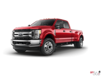 2017 Ford Super Duty F-450 XLT | Photo 3 | Race Red