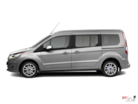 2017 Ford Transit Connect TITANIUM WAGON | Photo 1 | Silver