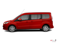 2017 Ford Transit Connect TITANIUM WAGON | Photo 1 | Race Red