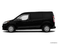 2017 Ford Transit Connect XLT VAN | Photo 1 | Shadow Black