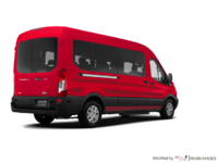 2017 Ford Transit WAGON XLT | Photo 2 | Race Red