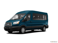 2017 Ford Transit WAGON XLT | Photo 3 | Blue Jeans Metallic