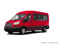 2017 Ford Transit WAGON XLT | Photo 3 | Race Red