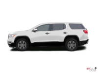 2017 GMC Acadia SLE-1 | Photo 1 | White Frost